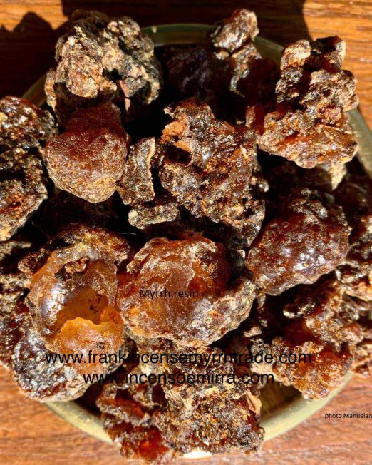 sale Myrrh Incense from Yemen imported from Sultanate of Oman.